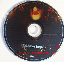 TORI AMOS CD Spark 4 TRACK UK rare Made in UK ONE ONLY Different Disc +Sleeve