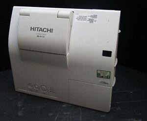 Hitachi CP-AW252WN Ultra Short Throw WXGA 3LCD HDMI 2500 Lumens 5154hr Projector