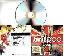 THE CORY BAND Britpop Brass 2018 UK 12-trk promo test CD Blur, Oasis, Pulp