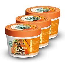 Fructis Hair Food Papaya Riparatrice triplo uso 390 ml