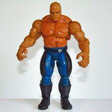 Marvel Legends Fantastic Four THE THING Smiling Action Figure  Ben Grimm Hot Rod