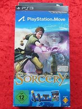 Sorcery Inkl. Move Starter Pack & Sony Ps3