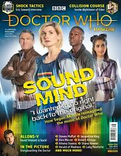 DOCTOR WHO MAGAZINE JUNE 2019 (ISSUE 538) NEW...FAST POST
