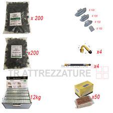 valvole tr413 tr414 pesi adesivi prolunghe curve e dritte cordoni marroni