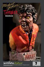 Michael Jackson buste Thriller statuette Infinite Statue numérotée 430204