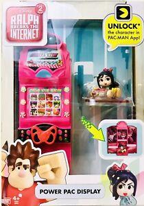 Bandai Disney Wreck It Ralph Breaks Internet 2 Sugar Rush Vanellope Power Pac