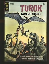 Turok Son Of Stone # 49 VF/NM Cond.