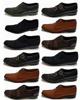 Men's Brogue Oxford shoes Genuine Leather Upper & Sole Formal Shoes Footwear