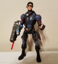 TOY BIZ MARVEL LEGENDS CYCLOPS(SCOTT SUMMERS) W/LIGHT UP VISOR AND ARM CANNON
