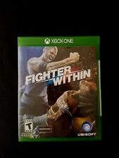 Brand New Factory Sealed Fighter Within Microsoft XBOX ONE 2013