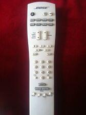BOSE Remote Control Model RC38S2-40.