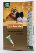Advocate for dogs under 4kg (8lb)