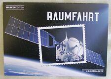 ME8 -  RAUMFAHRT Markenedition, Österreich 8W KB PM  April 20120**