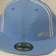 Minneapolis Lakers New Era Size  6- 7/8 Old School Fitted Hat Free Shipping