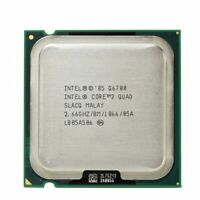 2 CPU Core Quad Intel Q6700 Processor 2.66 GHz 8 MB Quad-Core FSB 1066 LGA 775