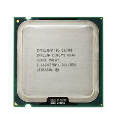 2 CPU Core Quad Intel Q6700 Processor 2.66 GHz 8 MB Quad-Core FSB 1066 LGA 775