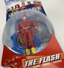 The Flash Animated Mattel Action Figure 2002 Justice League DC