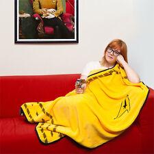 STAR TREK BLANKET, Star Trek TOS Uniform Blanket, Star Trek Command Gold Blanket
