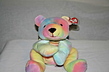 TY BEANIE PILLOW PAL/COLORFUL SHERBET/WITH TAG AND TAG PROTECTOR/ORIGINAL