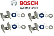 NEW Mini Cooper R56 R55 Set Of 4 Fuel Injector Seal Kits Bosch 13 53 7 573 801