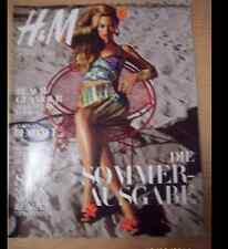 H & M Magazine Sommer 2013. complete - BEYONCE-6 pages