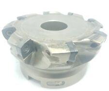 WNT 100mm Face Mill Coolant Thru Milling Shell Cutter 8 Tip AHFC.100.R.08-12 #B3