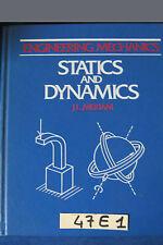 J.L. Meriam STATICS AND DYNAMICS