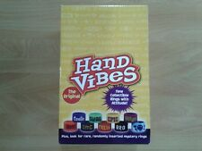 HAND VIBES Kids assorted 24 PAK CASE RINGS, New in Display Box!