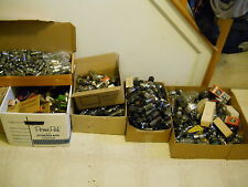 4-6 pin radio vacuum tubes type 5Z3 6A7 41 42 75 77 78 80 30 6L6 6V6 etc.