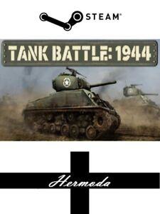 Tank Battle: 1944 Steam Key - for PC or Mac (Same Day Dispatch)