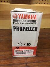 Genuine Yamaha Prop 63V 4595210