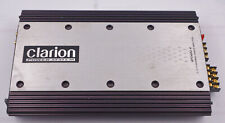 Clarion  APX400.4 2/3/4 Channel Car Audio Amplifier