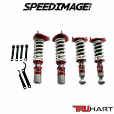 For 08-18 Subaru STI & 15-18 WRX TruHart Street Plus Adjustbale Full Coilovers