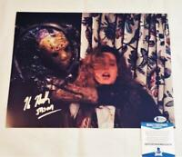 KANE HODDER SIGNED 11x14 PHOTO JASON FRIDAY 13TH BECKETT BAS COA 774