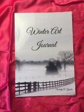 Winter Art Journal
