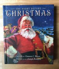 Hallmark Recordable Storybook NIGHT BEFORE CHRISTMAS Excellent