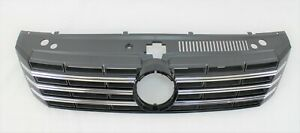 new front bumper cover  upper center grille fits 2012 -2015 Passat