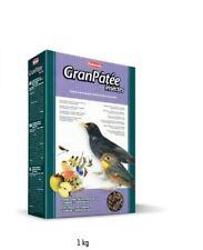 Padovan Patè mangime completo insectes uccelli insettivori 1 kg con vitamine