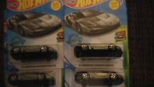 Lot of 4 - 2019 HOT WHEELS 16 LAMBORGHINI CENTENARIO ROADSTER L Case NEW VHTF