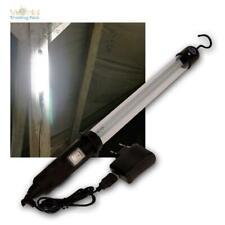 LED Akku-Arbeitsleuchte Kfz Werkstattlampe 500lm Stablampe Handlampe aufladbar