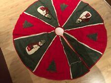 Christmas tree  character skirt (Lined)