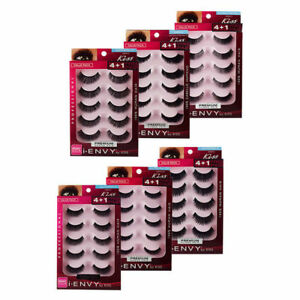 Kiss I-Envy Strip Multi-Pack Eyelashes (Choose your Style)