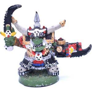 Ghazghkull Thraka Metal oop Rogue Classic Orks Warhammer 40k