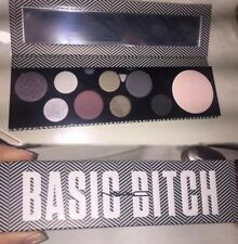 MAC Personality Palette Basic Bitch 8 Eye Shadows and 1 Highlighter