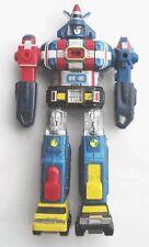 "1982 Bandai Voltron 1 Matchbox 6"" Toy Robot Diecast Metal Plastic Chogokin Popy"