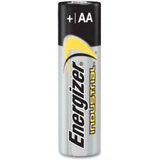 Energizer Industrial Alkaline Batteries, Aa, 24 Batteries/box