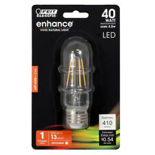 FEIT Electric  T10  E26 (Medium)  LED Bulb  Soft White  40 Watt Equivalence 1 pk