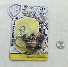 Warner Bros Wb Looney Tunes Tv Cartoon Tasmanian Devil Bendable Figure Keychain