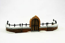"Department 56 - Heritage Village - ""Churchyard Fence & Gate"""