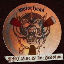MOTÖRHEAD - BBC LIVE & IN-SESSION;2 CD 22 TRACKS HARD 'N' HEAVY/ ROCK/METAL NEW+
